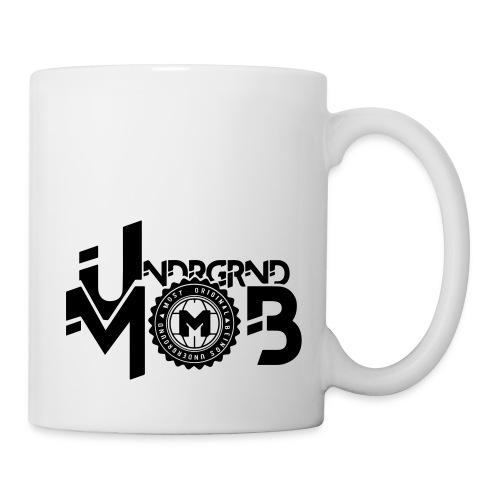 UMOB Black - Coffee/Tea Mug