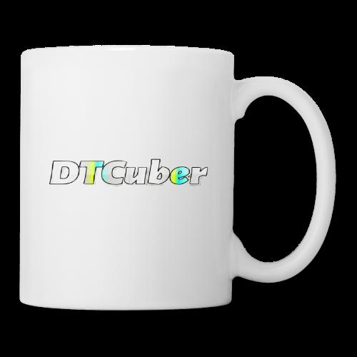 DTCuber Logo - Coffee/Tea Mug