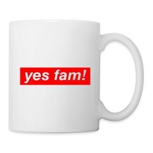 yesfam SHOP 01 - Coffee/Tea Mug