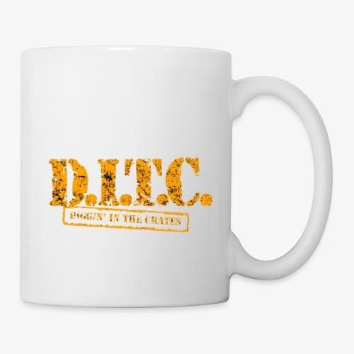 DIGGIN IN THE CRATES - Coffee/Tea Mug