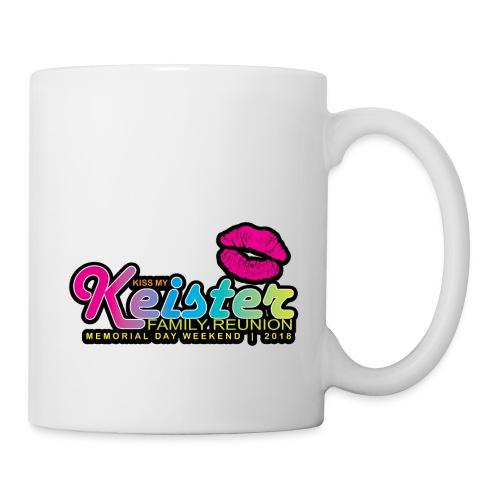KISS MY KEISTER! - Coffee/Tea Mug