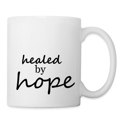 Healed by hope - Coffee/Tea Mug