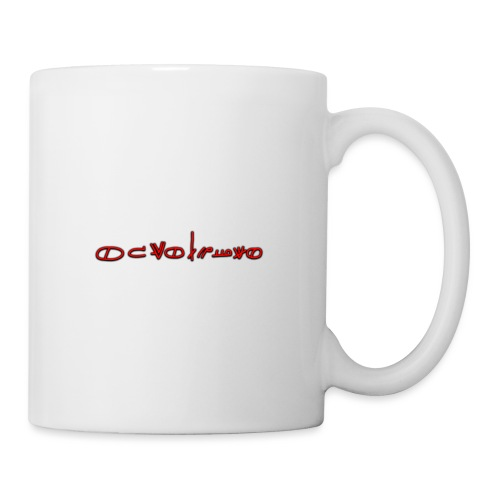 Sign1News in written ASL (Exclusive Design) - Coffee/Tea Mug