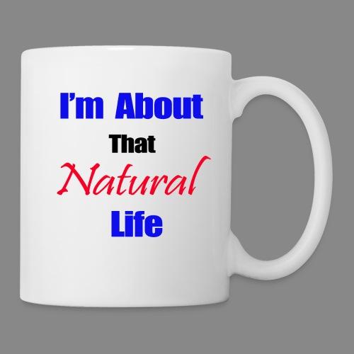 aboutNaturalLife.png - Coffee/Tea Mug