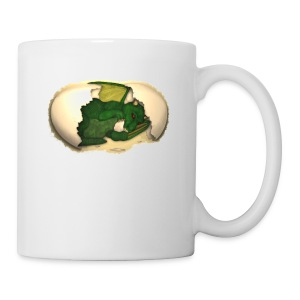The Emerald Dragon of Nital - Coffee/Tea Mug
