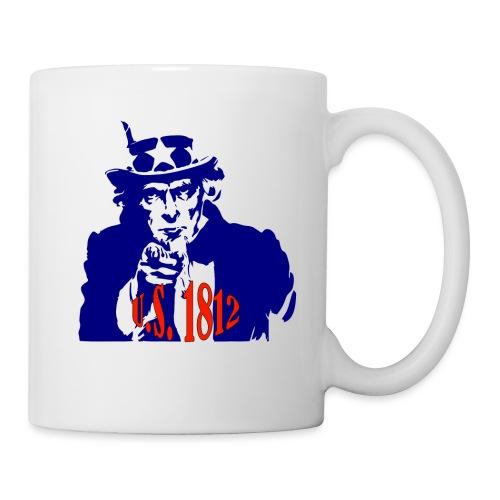 uncle-sam-1812 - Coffee/Tea Mug
