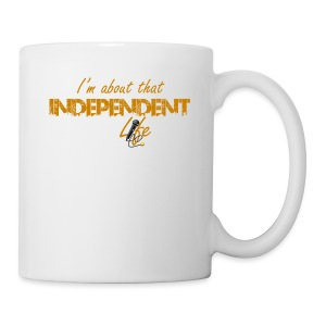 The Independent Life Gear - Coffee/Tea Mug