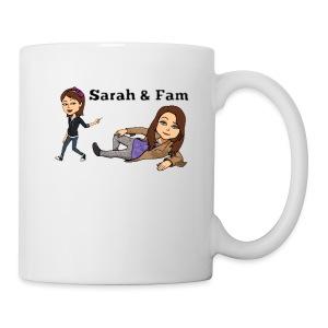 Sarah and Fam - Coffee/Tea Mug