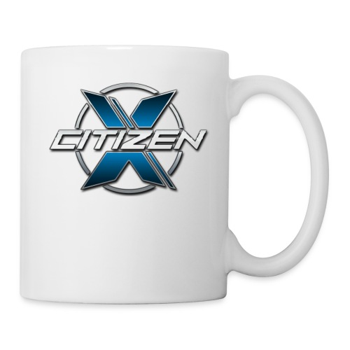 CitizenX Team Logo - Coffee/Tea Mug