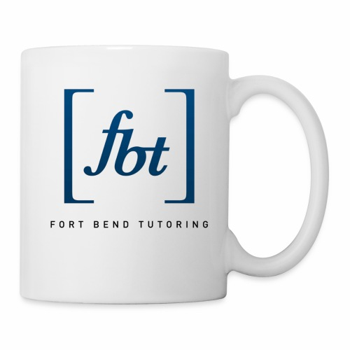 Fort Bend Tutoring Logo [fbt] - Coffee/Tea Mug