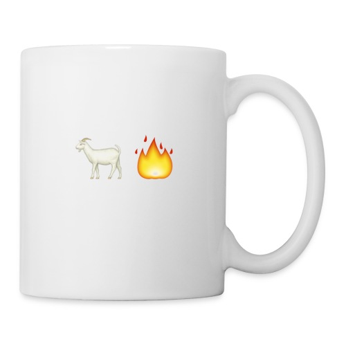 GOAT STATUS SHIRTS - Coffee/Tea Mug