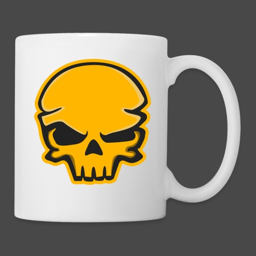 Gold Black Logo - Coffee/Tea Mug
