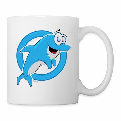 Mascot Dolphie - Coffee/Tea Mug