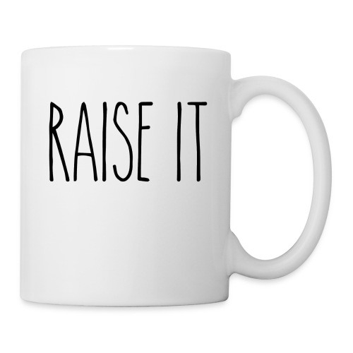Raise It R.D. - Coffee/Tea Mug