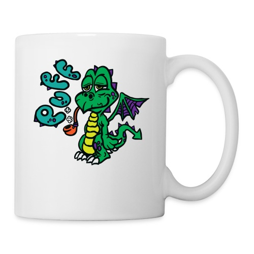 Puff the Magic Dragon - Coffee/Tea Mug