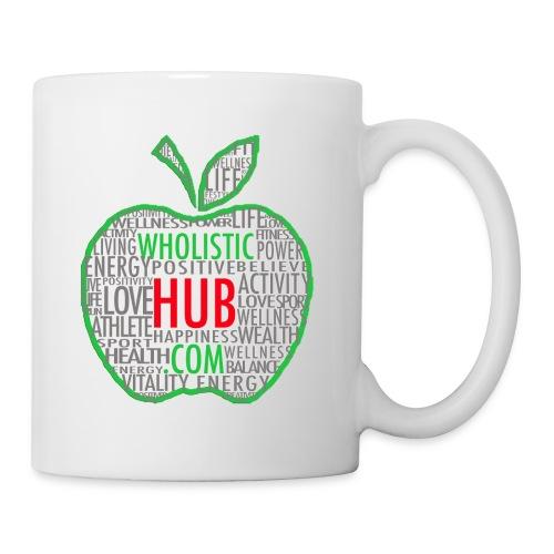 WholisticHub Apple - Coffee/Tea Mug