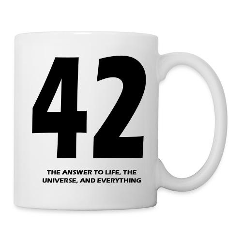 42 - Coffee/Tea Mug