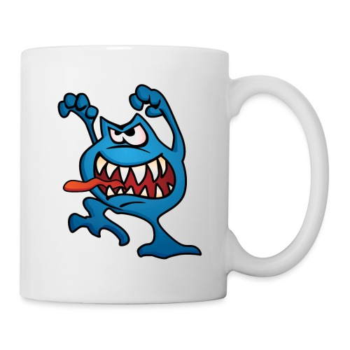 cartoon monster 4 - Coffee/Tea Mug