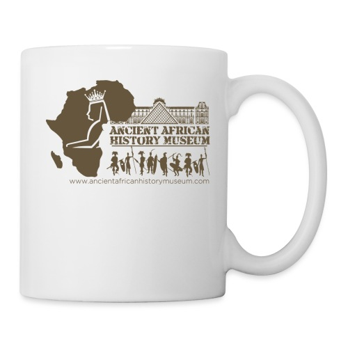 Ancient African History Museum Atlanta, Georgia - Coffee/Tea Mug