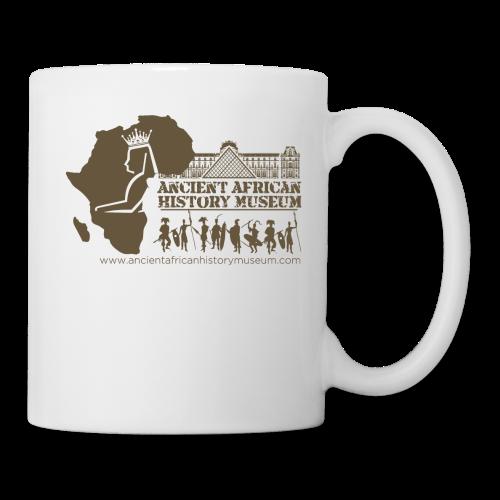 Ancient African History Museum Atlanta, Georgia - Coffee/Tea Mug