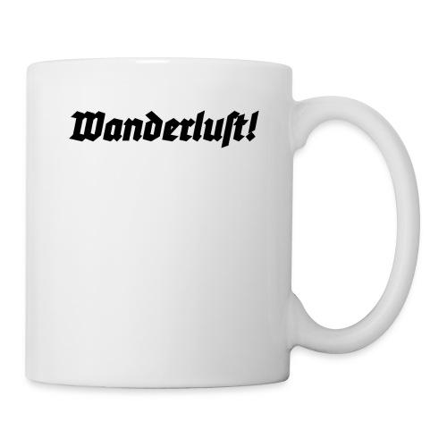 Wanderlust - Coffee/Tea Mug