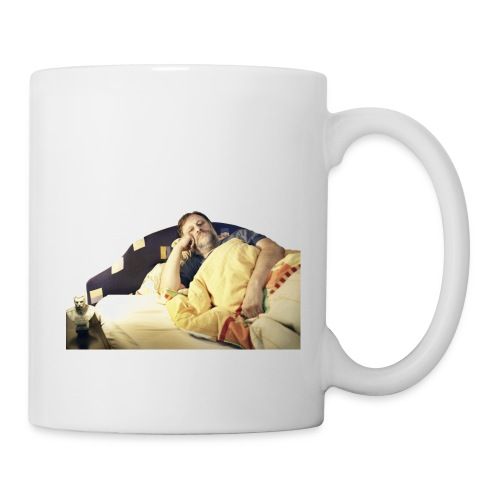Resting Slavoj - Coffee/Tea Mug