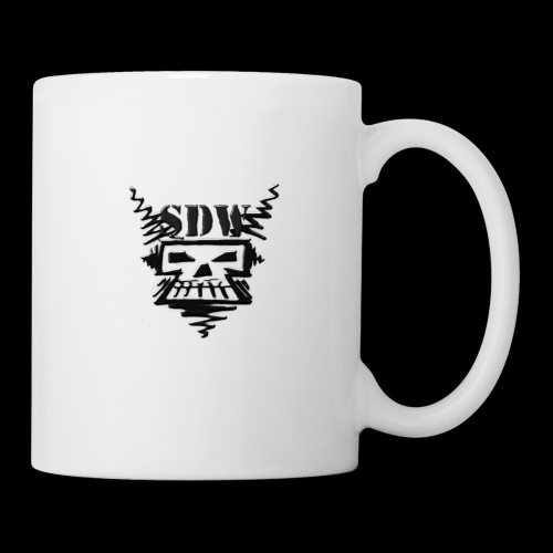 SDW Skull Small - Coffee/Tea Mug