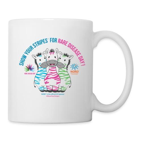 Show Your Stripes for Rare Disease Day! - Coffee/Tea Mug