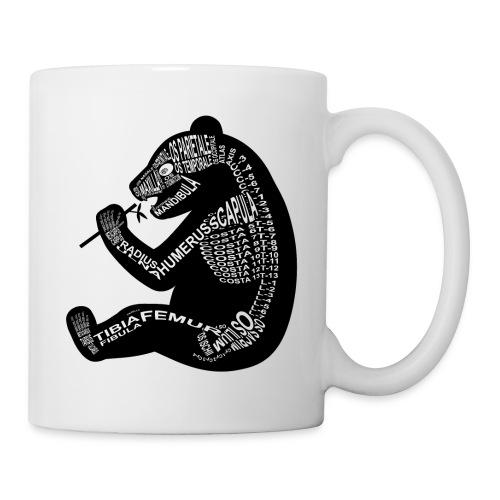 Skeleton Panda - Coffee/Tea Mug