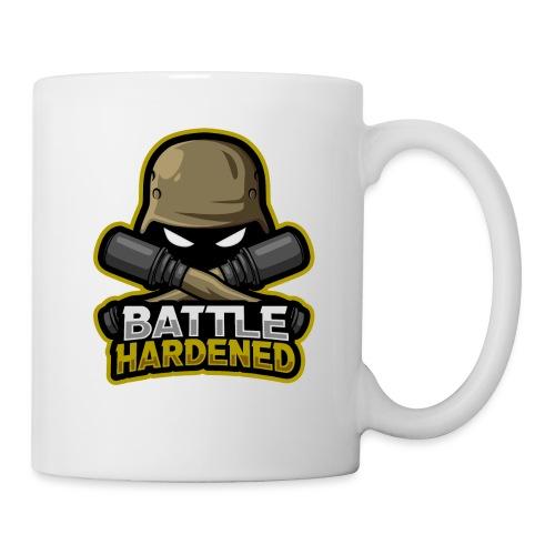 Battle hardened Logo - Coffee/Tea Mug