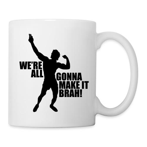 Zyzz Silhouette we're all gonna make it - Coffee/Tea Mug