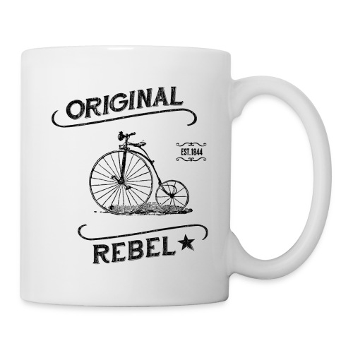 Original Rebel Black - Coffee/Tea Mug