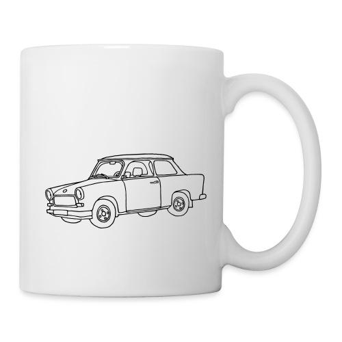 Car Trabant - Coffee/Tea Mug