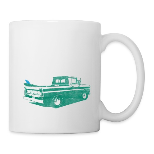 Vintage Surf Truck2 - Coffee/Tea Mug