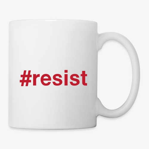 resist - Coffee/Tea Mug