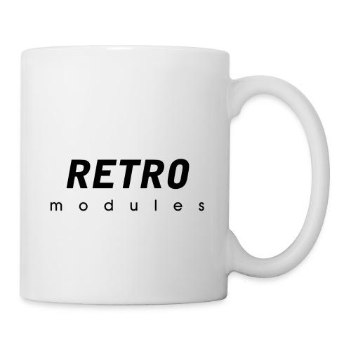 Retro Modules - sans frame - Coffee/Tea Mug