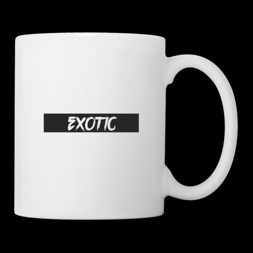 Exotic Logo - Coffee/Tea Mug