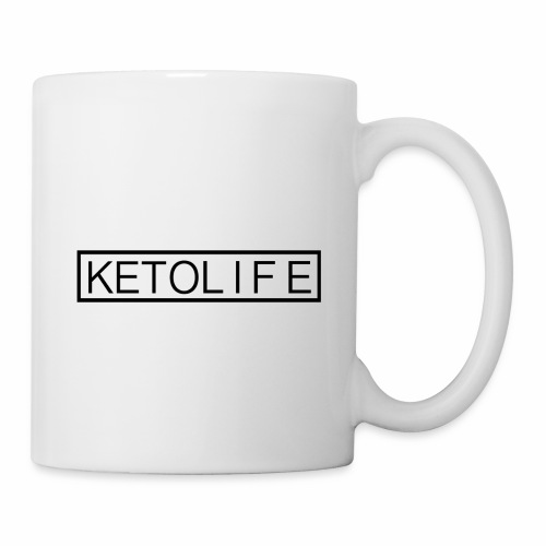 KetoLife - Coffee/Tea Mug