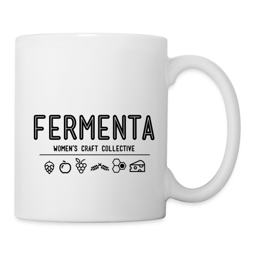 FermentaBlack-Cheesy - Coffee/Tea Mug