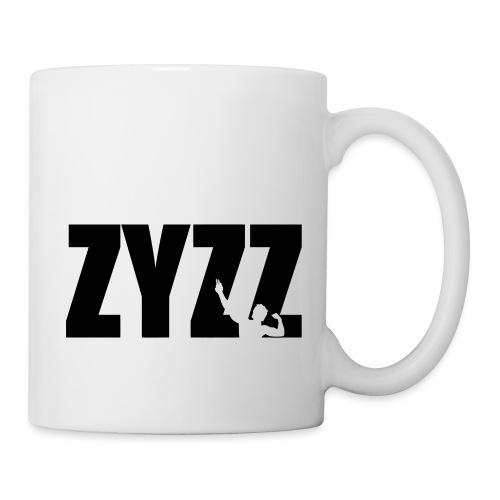 Zyzz text - Coffee/Tea Mug