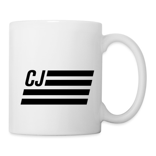 CJ flag - Autonaut.com - Coffee/Tea Mug