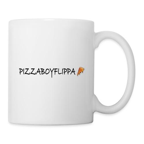 PizzaBoyFlippa - Black - Coffee/Tea Mug