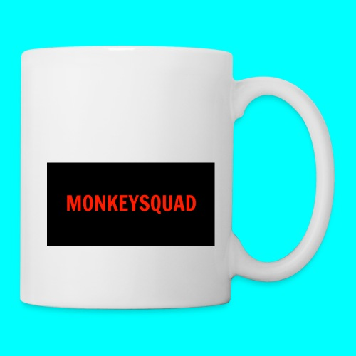 MonkeySquad logo - Coffee/Tea Mug
