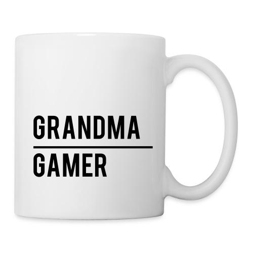 GrandmaGamer_Shirt - Coffee/Tea Mug