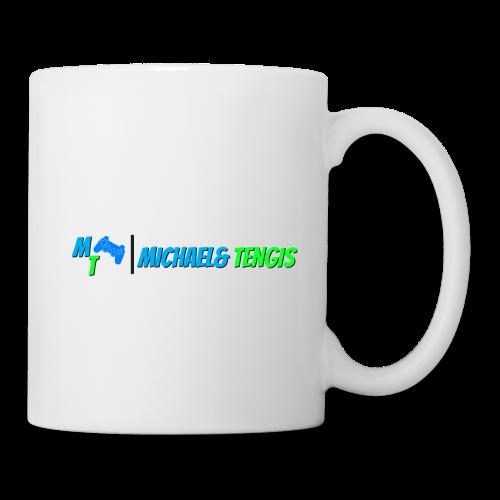 Michael and Tengis - Coffee/Tea Mug