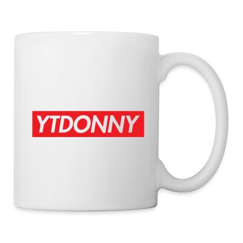 YTDonny Supreme Logo - Coffee/Tea Mug