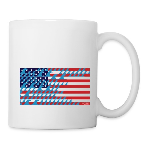 The Blue Wave is Coming - Coffee/Tea Mug