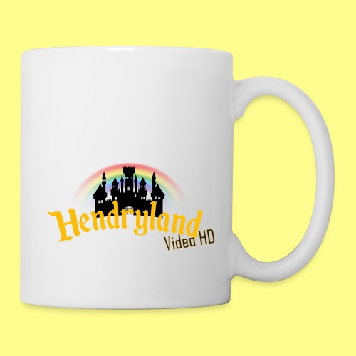 HENDRYLAND logo Merch - Coffee/Tea Mug