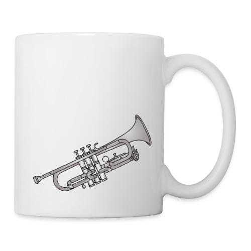 Trumpet brass instrument - Coffee/Tea Mug