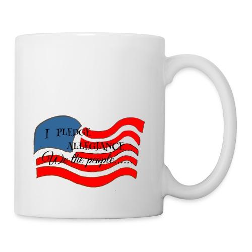 We the people - Coffee/Tea Mug